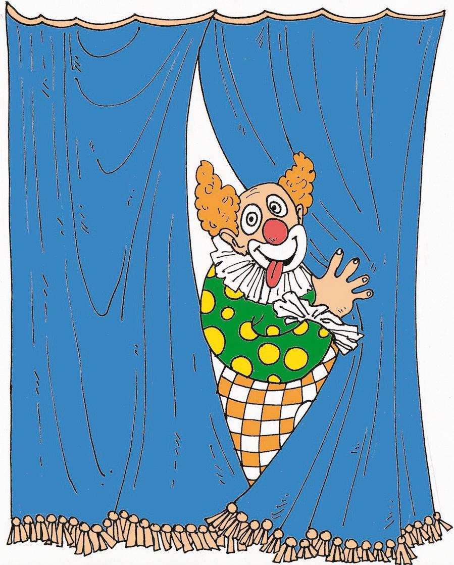 Иллюстрации о театре